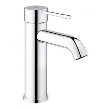 Grohe Essence Miscelatore rubinetto monocomando per lavabo Taglia S finitura cromo 23590001 - Per lavabi