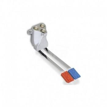R525283 Miscelatore rubinetto esterno a pedale per fissaggio a parete, cromato R525283 - Rubinetteria a tempo/pedale
