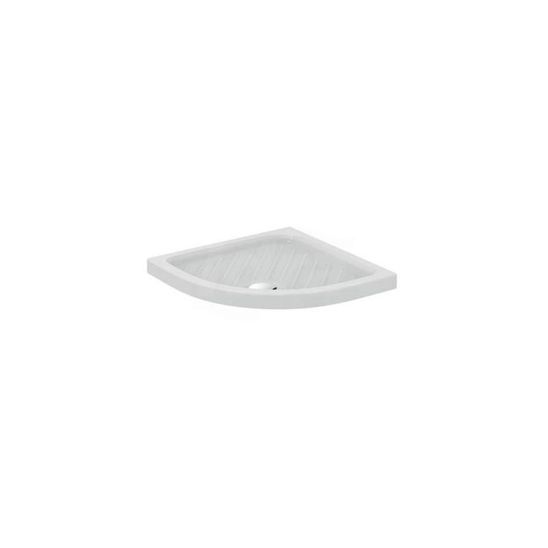 GEMMA 2 piatto doccia ANG. 80x80x7cm bianco europa IDSJ526401