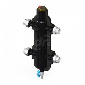 """Separatore idraulico filettato, predimensionato 1 """"1/2 RBM06170812"""