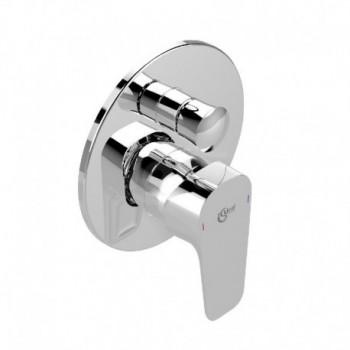 CERAPLAN III Miscelatore rubinetto monocomando ad incasso per vasca/doccia, con deviatore, cromo A6383AA