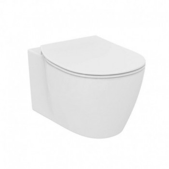 CONNECT wc sospeso + Aquablade + sedile slim IDSE049301