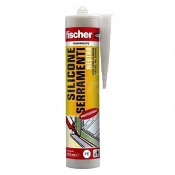 Fischer Silicone serramenti neutro SNF FIS00009391