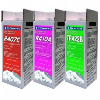 BOMBOLA FE DI GAS REFRIGERANTE R410A (solo per possessori di patentino F-Gas) 00000011257