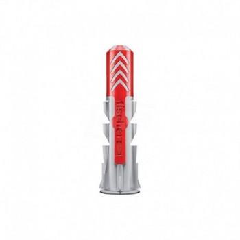 Fischer 100 Tasselli Duopower, 8 x 40 mm, per Muro pieno, Mattone Forato, Cartongesso FIS00537641
