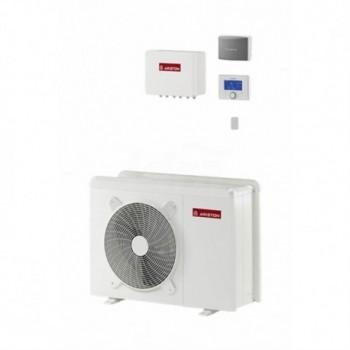 Ariston NIMBUS POCKET 50 M NET Pompa di calore inverter monoblocco aria/acqua per RISCALDAMENTO/RAFFRESCAMENTO ARS3301185