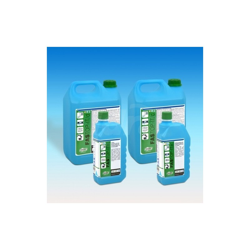 FASTOP-IT A Liquido autosigillante 10lt/GG 1lt FACFASTOPIT1000A