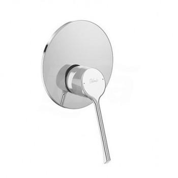 Base Miscelatore rubinetto monocomando incasso doccia+LEVA CLIN. CR A6727AA