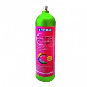 BOMBOLA DI RICAMBIO GAS REFRIGERANTE (solo per possessori di patentino F-Gas) 00000011283