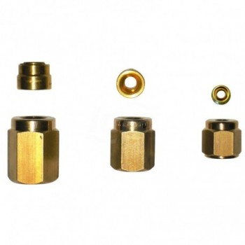 "KIT COLLETTO FACILE X T. RAME DA 1/4"" 00000011393 - Accessori"