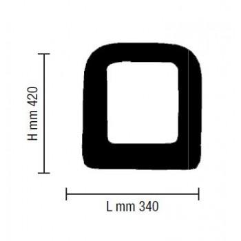 Platinum Sedile wc Ids Conca Bianco I.S. ERCBSFORAIS040001
