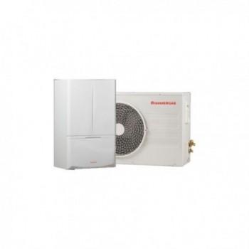 MAGIS COMBO 5 PLUS, Pompa di calore ibrida aria-acqua monofase IMG3.027237