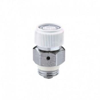 5080 Valvolina automatica igroscopica di sfogo d'aria per radiatori 3/8 M. Filetto a tenuta PTFE CAL508031