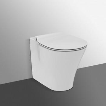 CONNECT AIR wc BTW+Aquablade + sedile slim E004901 - Vasi WC