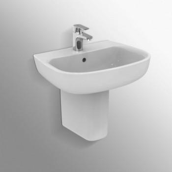 ESEDRA lavabo 60X46 bianco europa 1F TP SCT T279801