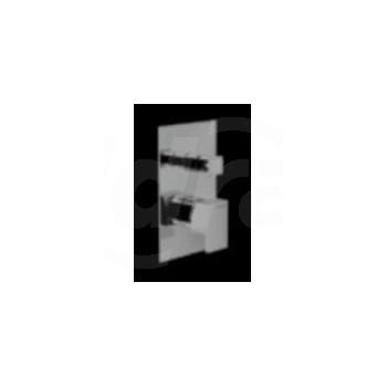 DOX miscelatore MONOC. doccia incasso +DEV. CR in e NOBDO95100CR