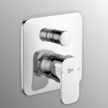 TONIC II P.esterno miscelatore monocomando incasso vasca / doccia CR IDSA6343AA