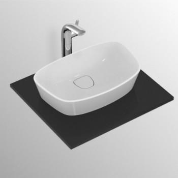 DEA lavabo DA da appoggio senza foroORO 52x32 bianco MATT IDST044383