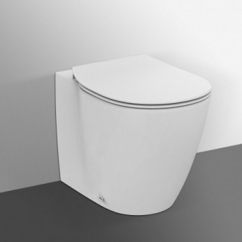 CONNECT wc BTW universale +Aquablade + sedile slim bianco europa E052501