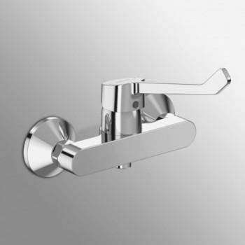 Base Miscelatore rubinetto monocomando wc/bidet LEVA CLIN. CR B5119AA - Rubinetteria