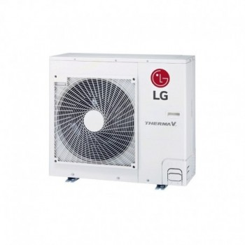 HU091.U42 Unità Esterna a pompa di calore split per impianto Therma V, refrigerante R-410A (SOLO UNITA' ESTERNA) LGEHU091.U42