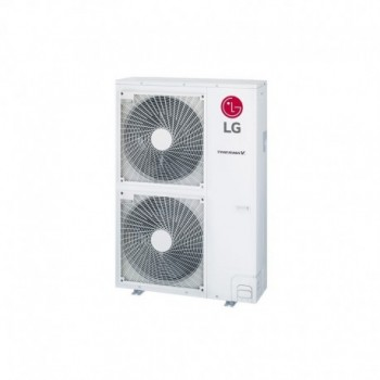 HU121.U32 Unità Esterna a pompa di calore split per impianto Therma V, refrigerante R-410A (SOLO UNITA' ESTERNA) LGEHU121.U32