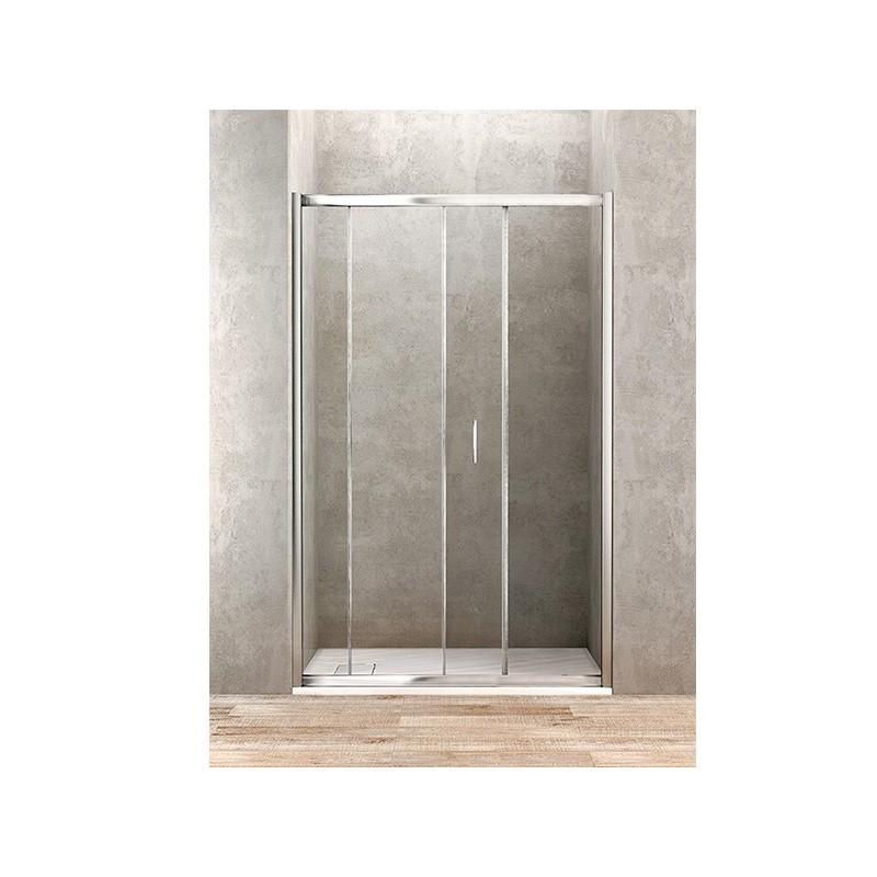 Porta scorrevole UNO 1600 BBGOLTPS160002 - Box doccia in cristallo