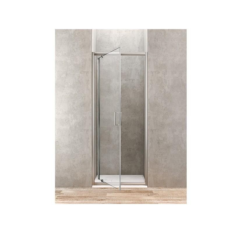 PORTA GIREVOLE UNO 900 BBGOLTPG900002 - Box doccia in cristallo
