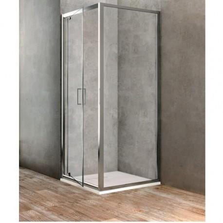 PARETE FISSA UNO 750 BBGOLTPF750002 - Box doccia in cristallo