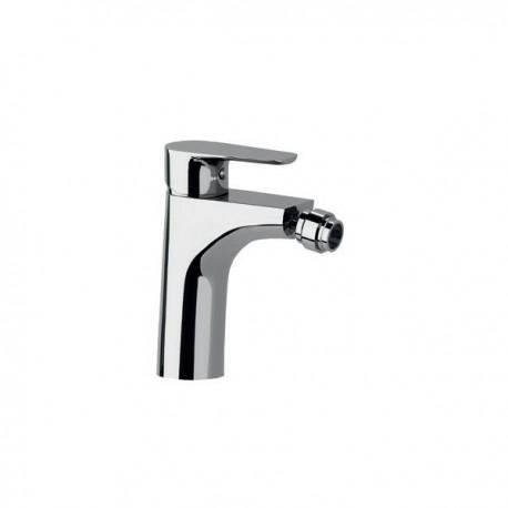 Miscelatore rubinetto GOLD per bidet con scarico made in Italy BTESTCBIP10002 - Per bidet