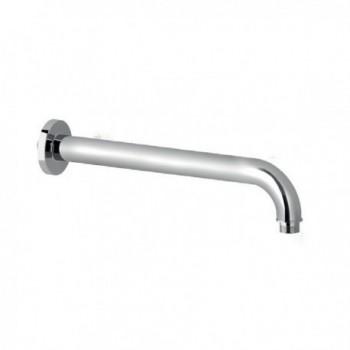 Braccio doccia in ottone tondo 1/2 cm. 25 IDBBNBRACBR250002