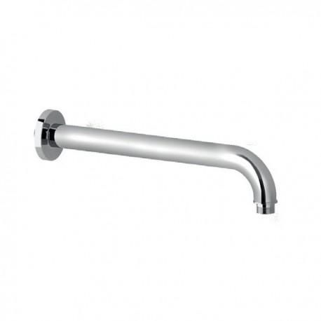 Braccio doccia in ottone tondo 1/2 cm. 25 BNBRACBR250002