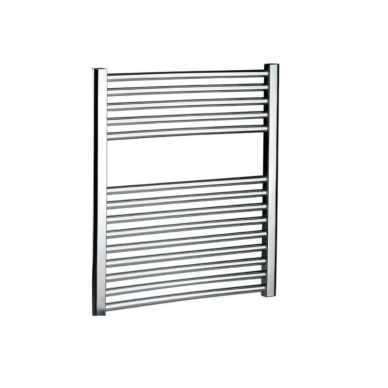Scaldasalviette Gaia radiatore da bagno 173W 680x450 cromato IDBASOPCF930004500680