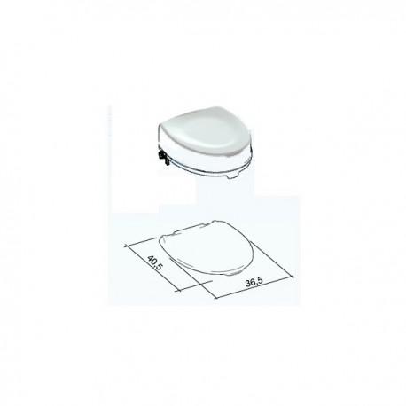 Coperchio in polipropilene per alzawater, da applicare con innesti ad incastro, senza utilizzare alcun attrezzo. AR-LID-PP-KD...
