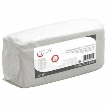 Gedy Salviettine Piegate 150 Pz Silver Alluminio Incolore Trasparente Carta GED000021510000300