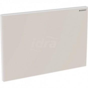 Placca di copertura sigma finitura bianco GEB115.768.11.1
