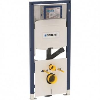 Geberit DUOFIX modulo duofix per WC sospeso 112 cm con cassetta di risciacquo da incasso Sigma 12 cm GEB111.908.00.5