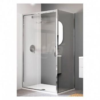 STRADA PSC - Porta doccia con apertura scorrevole laterale - Altezza: 200 cm IDSTD656EO