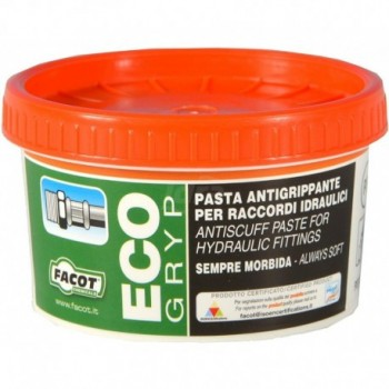 Facot Chemicals ECOBA0400 Ecogryp Pasta Verde barattoli 400 gr FACECOBA0400