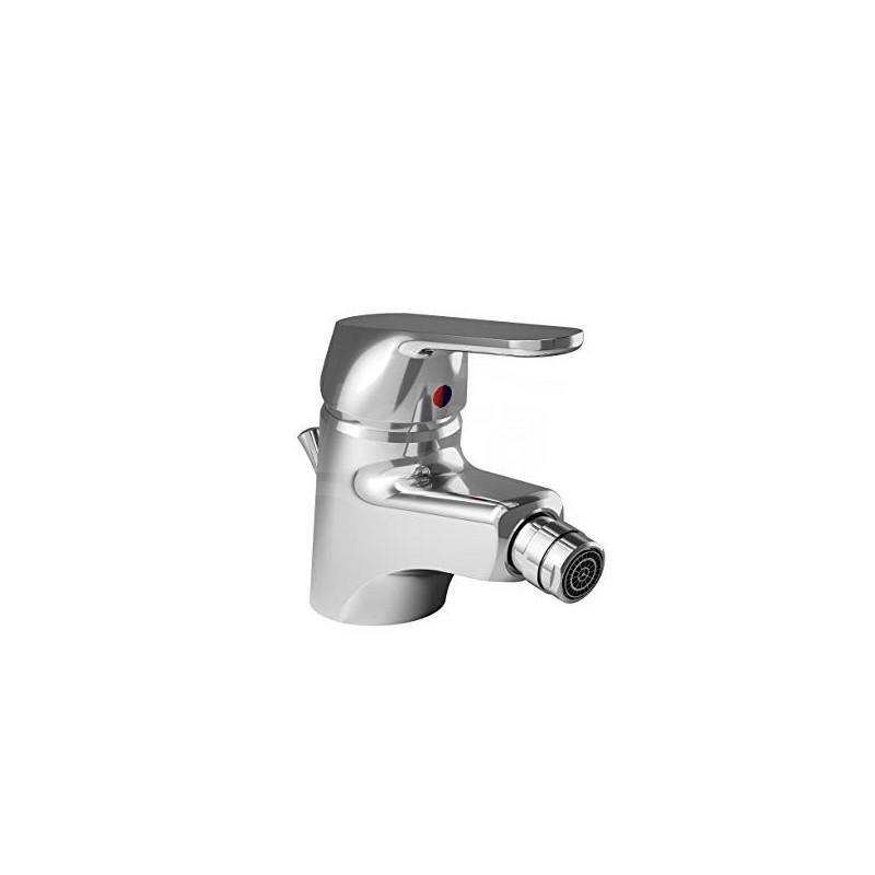 CERAPLAN2 Miscelatore rubinetto monocomando bidet cromato B0254AA - Per bidet