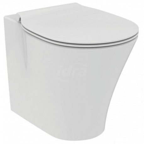 CONNECT AIR wc BTW+Aquablade + sedile slim bianco europa E004301