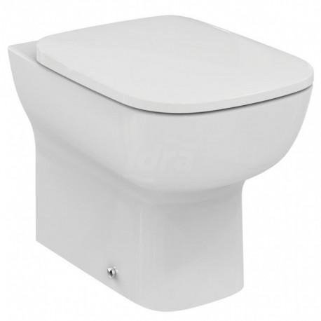 ESEDRA vaso filo parete universale sedile N T300801