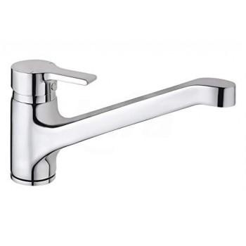 ACTIVE Miscelatore rubinetto lavello C/BOCCA GIREV. CR B8079AA