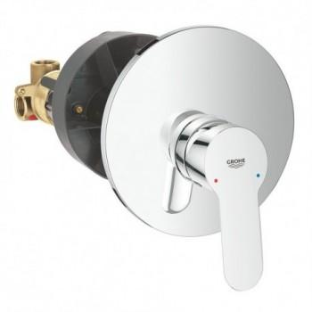 BAUEDGE miscelatore monocomando per doccia finitura cromo 29078000
