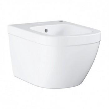 Euro Ceramic bidet sospeso, bianco 39208000