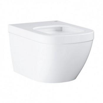 Euro Ceramic vaso sospeso rimless, bianco 39328000