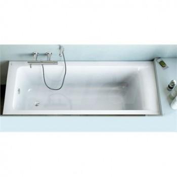 CONNECT 160x70 vasca incasso bianco europa E124301
