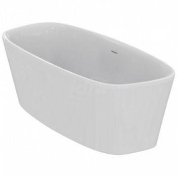 DEA 180x80 vasca CENTRO STANZA+TELAIO bianco europa E306701