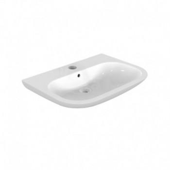 ACTIVE lavabo sospeso 70x50 bianco europa T054401