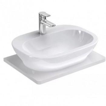 ACTIVE lavabo da appoggio 60x45 bianco europa T054601